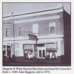 Haggerty & White store