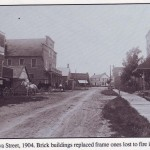 Main St 1904 view