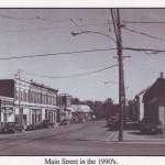 Main St. 1990's