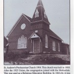 St Andrews Presbyterian Church 1904
